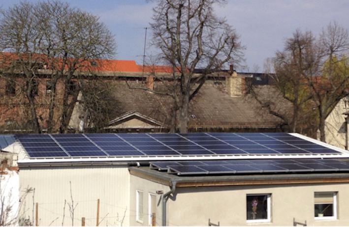 Solaranlage PV 14,03 kWp 06667 Weißenfels