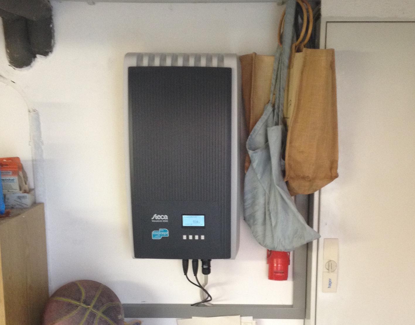 Solaranlage PV, 4,0 kWp, 04463 Großpösna