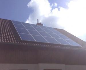 Solaranlage PV 4,4 kWp 04668 Parthenstein