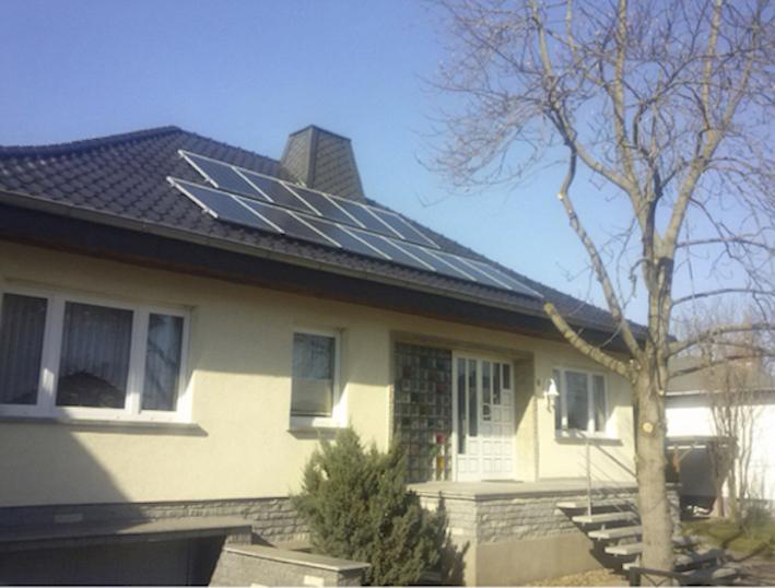 Solaranlage PV 4,75 kWp 39175 Biederitz Süd