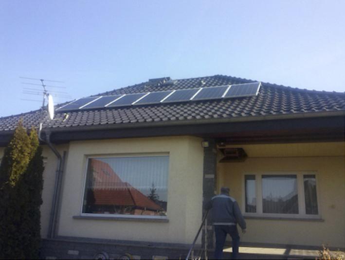Solaranlage PV 4,75 kWp 39175 Biederitz West