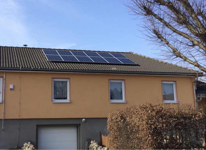 Solaranlage PV 4,95 kWp 04519 Rackwitz Ost