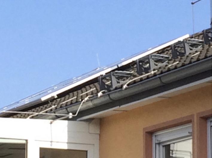 Solaranlage PV 4,95 kWp 04519 Rackwitz West