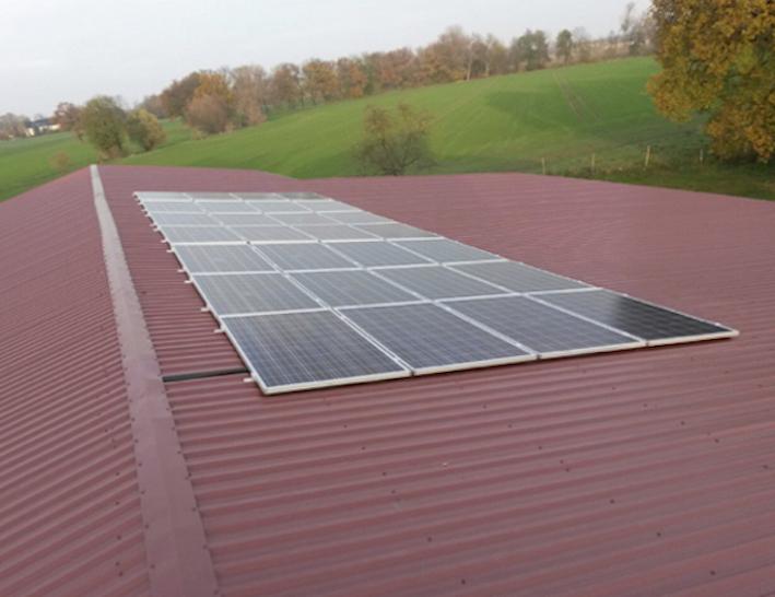 Solaranlage PV 7,0 kWp 04523 Pegau
