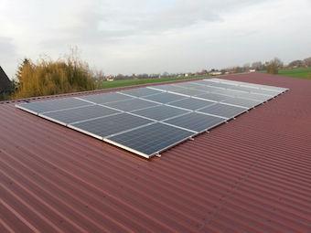 Solaranlage Pv 7,0 kWp 04523 Pegau 1